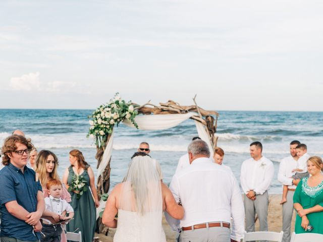 Ashely and Jason's Wedding in Kitty Hawk, North Carolina 37