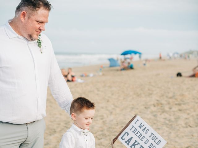 Ashely and Jason's Wedding in Kitty Hawk, North Carolina 39