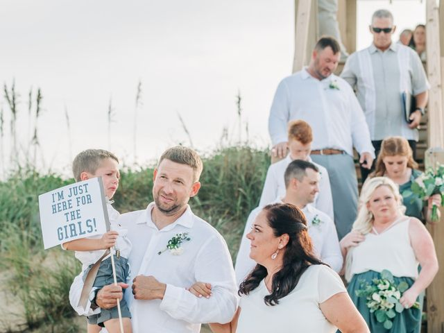 Ashely and Jason's Wedding in Kitty Hawk, North Carolina 40