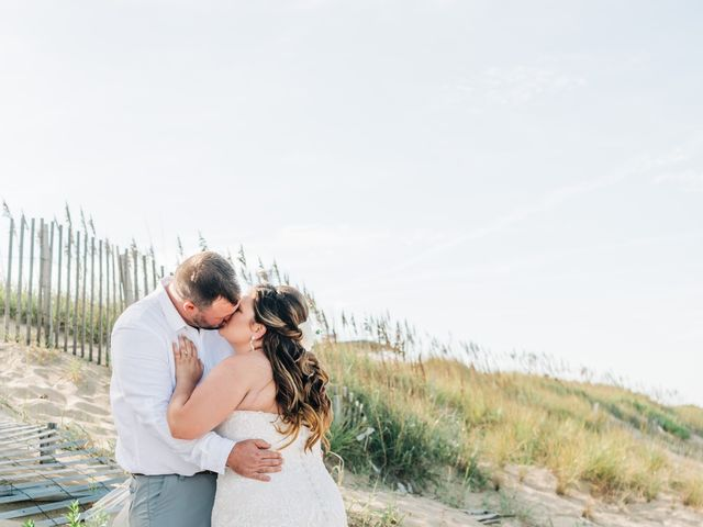 Ashely and Jason's Wedding in Kitty Hawk, North Carolina 49