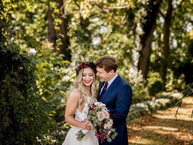 The wedding of Tori and Eric