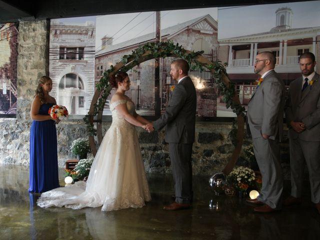 Matt and Cierra's Wedding in Ellicott City, Maryland 4