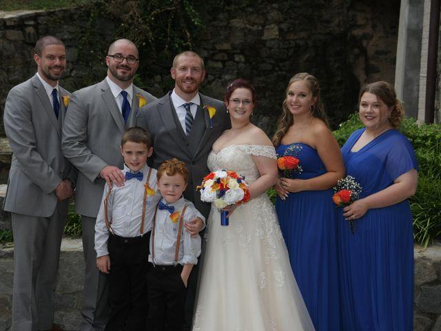 Matt and Cierra's Wedding in Ellicott City, Maryland 5
