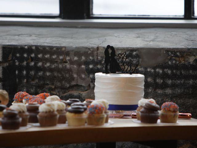 Matt and Cierra's Wedding in Ellicott City, Maryland 9