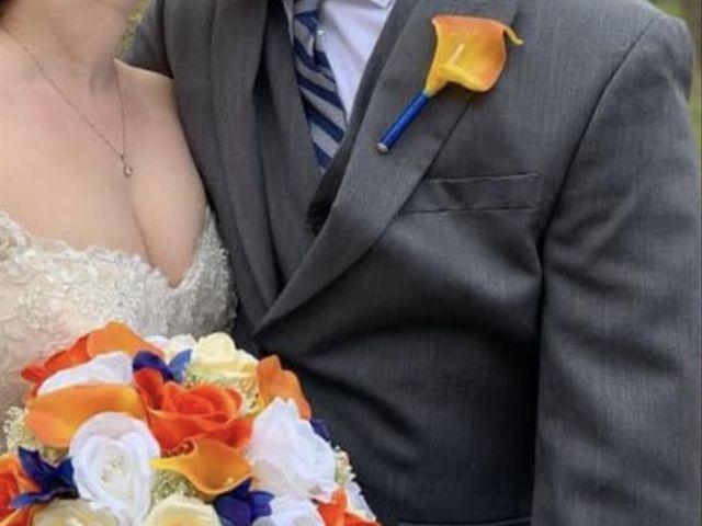 Matt and Cierra's Wedding in Ellicott City, Maryland 11