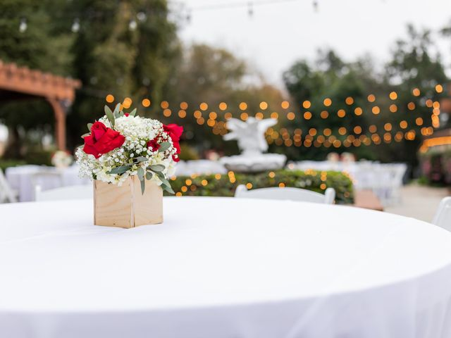 Bobby and Amy's Wedding in Rancho Cucamonga, California 7