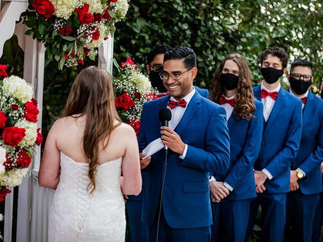 Bobby and Amy's Wedding in Rancho Cucamonga, California 9