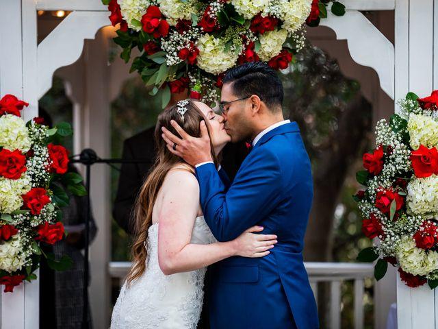 Bobby and Amy's Wedding in Rancho Cucamonga, California 10