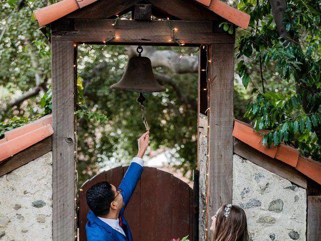 Bobby and Amy's Wedding in Rancho Cucamonga, California 11