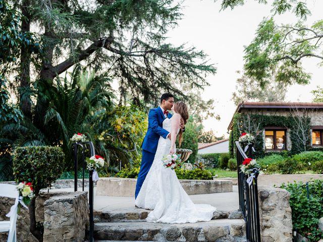 Bobby and Amy's Wedding in Rancho Cucamonga, California 12
