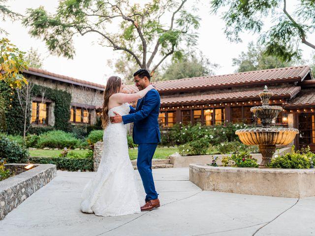 Bobby and Amy's Wedding in Rancho Cucamonga, California 13