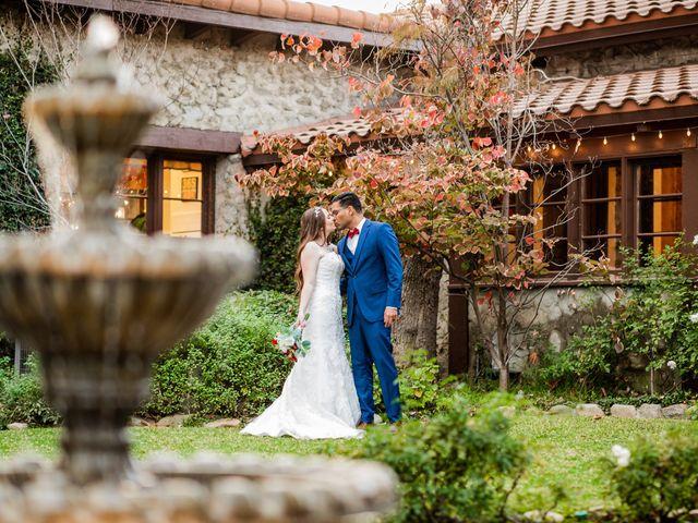 Bobby and Amy's Wedding in Rancho Cucamonga, California 15