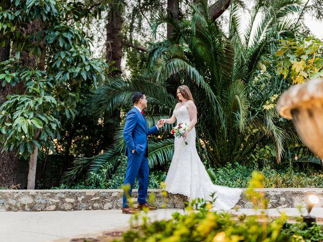 Bobby and Amy's Wedding in Rancho Cucamonga, California 16