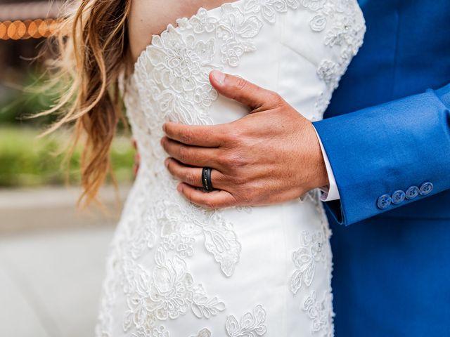 Bobby and Amy's Wedding in Rancho Cucamonga, California 17