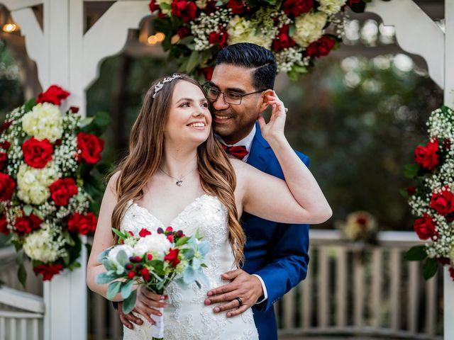 Bobby and Amy's Wedding in Rancho Cucamonga, California 18