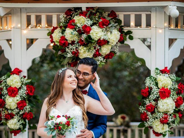 Bobby and Amy's Wedding in Rancho Cucamonga, California 19