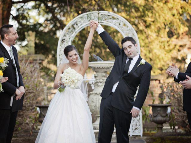 Abby and Ian's Wedding in North Lakewood, Washington 11