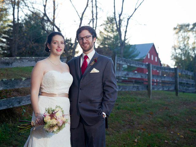 Corinne and Robert's Wedding in Gaithersburg, Maryland 5