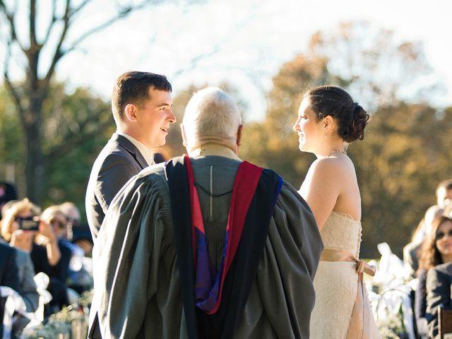 Corinne and Robert's Wedding in Gaithersburg, Maryland 10