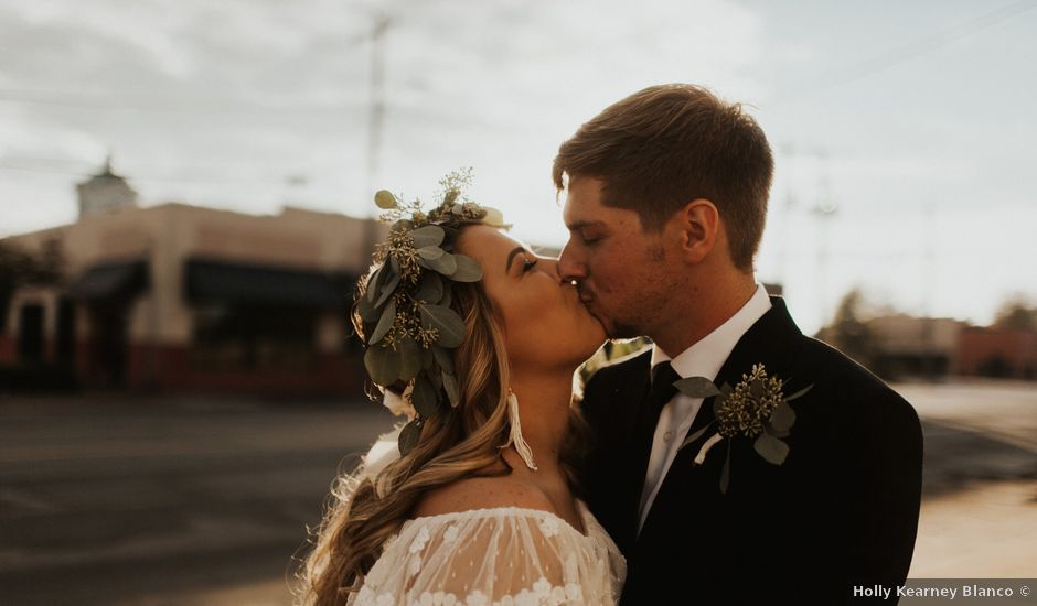 Kyle and Emilee's Wedding in Goldsboro, North Carolina