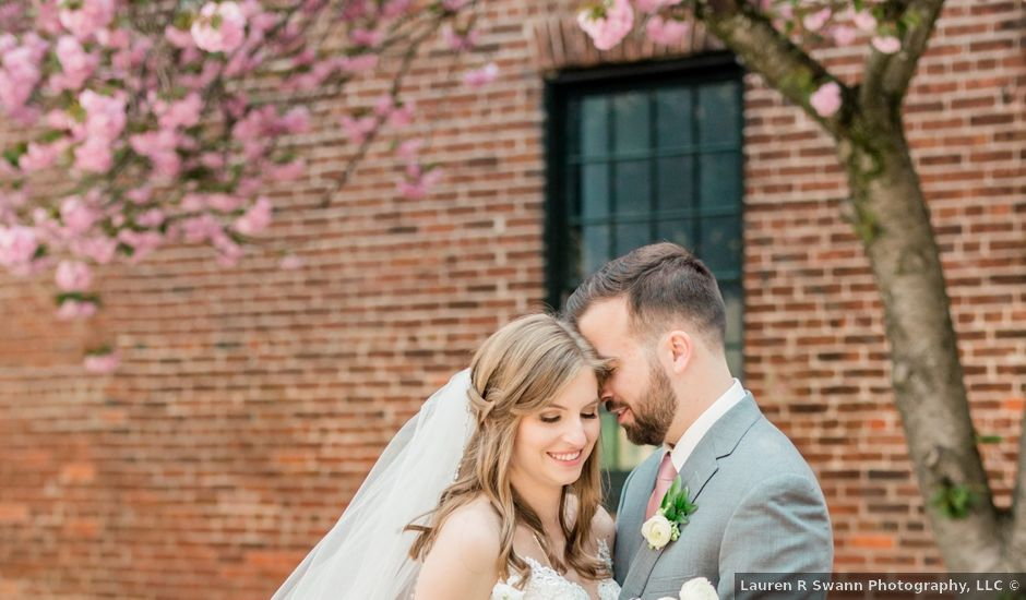 Claire and Nick's Wedding in Baltimore, Maryland