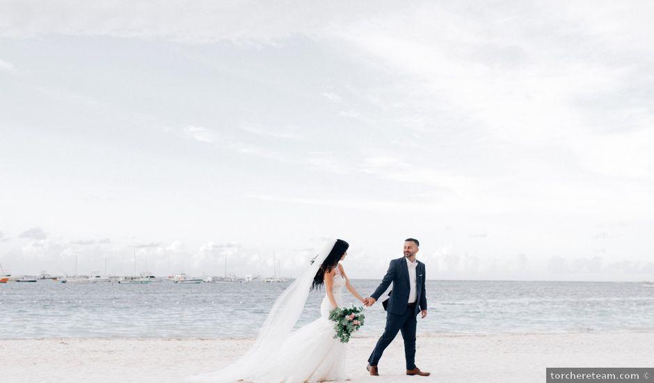 Navid and Sadaf's Wedding in Punta Cana, Dominican Republic