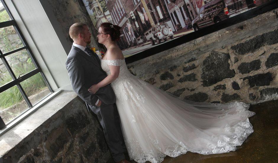 Matt and Cierra's Wedding in Ellicott City, Maryland