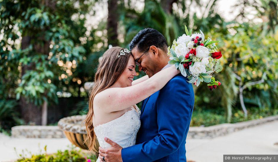 Bobby and Amy's Wedding in Rancho Cucamonga, California