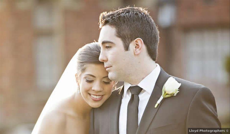 Abby and Ian's Wedding in North Lakewood, Washington