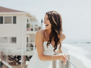 Amber and Robert's Wedding in Malibu, California 6