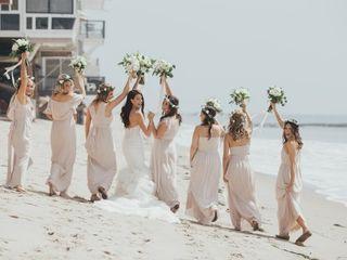 Amber and Robert's Wedding in Malibu, California 8