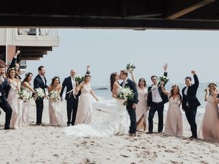 Amber and Robert's Wedding in Malibu, California 11