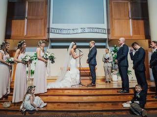 Amber and Robert's Wedding in Malibu, California 13