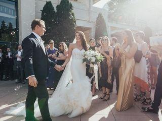 Amber and Robert's Wedding in Malibu, California 14