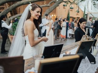 Amber and Robert's Wedding in Malibu, California 17