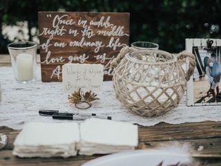 Amber and Robert's Wedding in Malibu, California 19