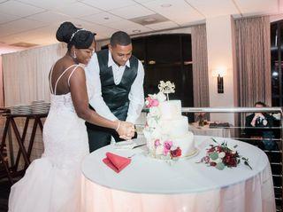 The wedding of Tumeka and Les 1