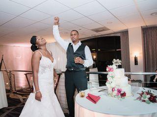 The wedding of Tumeka and Les 2