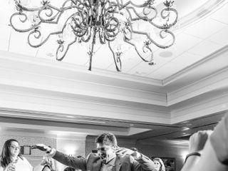 The wedding of Chris and Cheryl 1