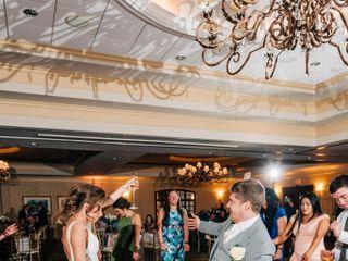 The wedding of Chris and Cheryl 2