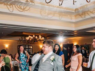 The wedding of Chris and Cheryl 3