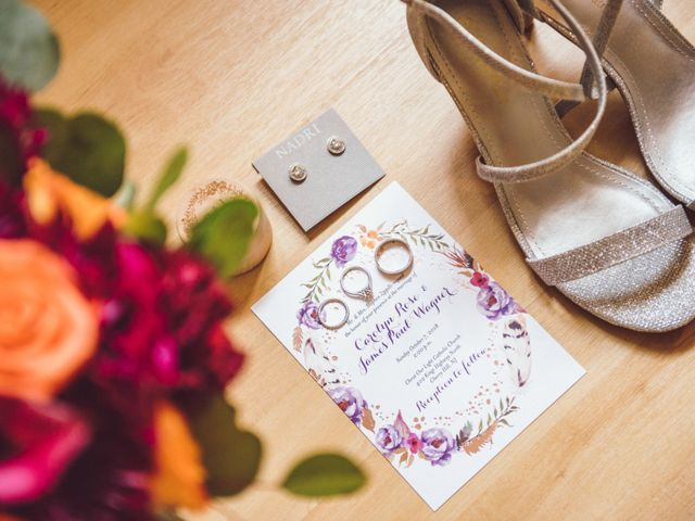Jimmy and Carolyn's Wedding in Collingswood, New Jersey 1