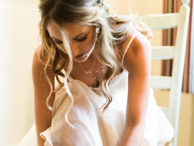 Cammy and Kurtis's Wedding in Cambria, California 6