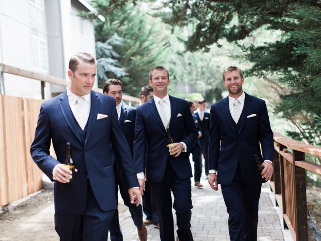 Cammy and Kurtis's Wedding in Cambria, California 14