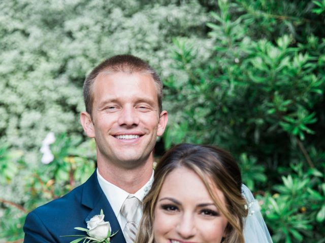 Cammy and Kurtis's Wedding in Cambria, California 28