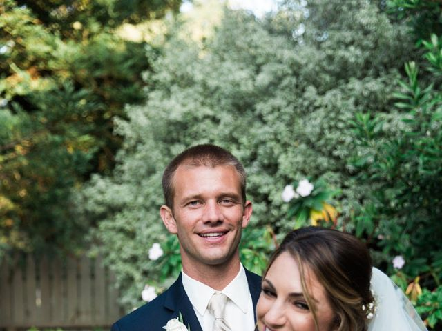 Cammy and Kurtis's Wedding in Cambria, California 30
