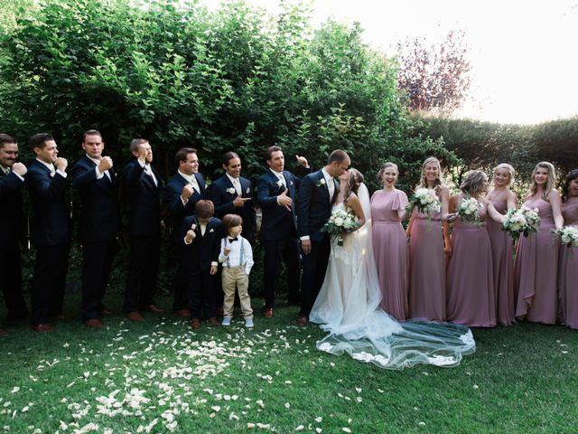 Cammy and Kurtis's Wedding in Cambria, California 31