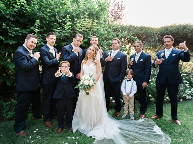 Cammy and Kurtis's Wedding in Cambria, California 32