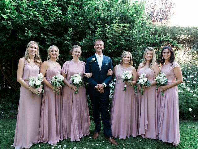 Cammy and Kurtis's Wedding in Cambria, California 33