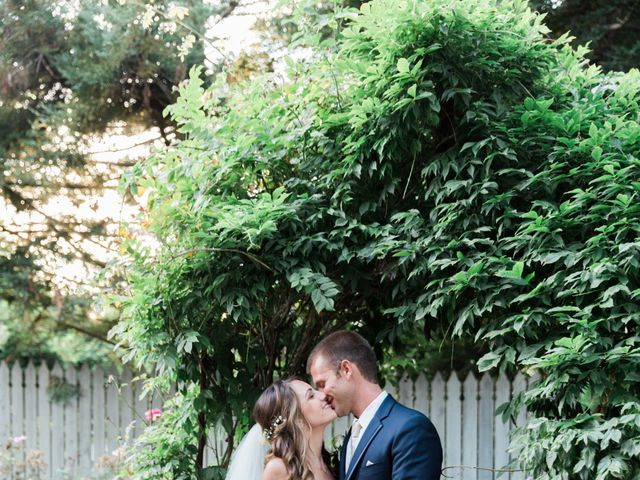 Cammy and Kurtis's Wedding in Cambria, California 35